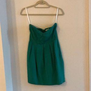 Teal Shoshanna Dress size 0